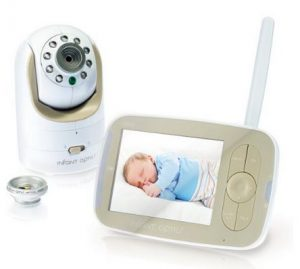 Infant Optics DXR8 Optical Zoom Baby Monitor
