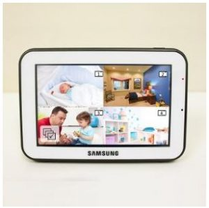 samsung sew 3043W 4 camera split screen