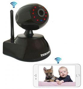 Zebora 960P SuperHD Baby Monitor