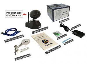 Zebora Baby Monitor 960P Super HD Package